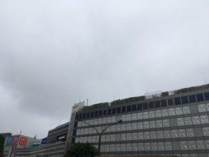 180930朝新宿空