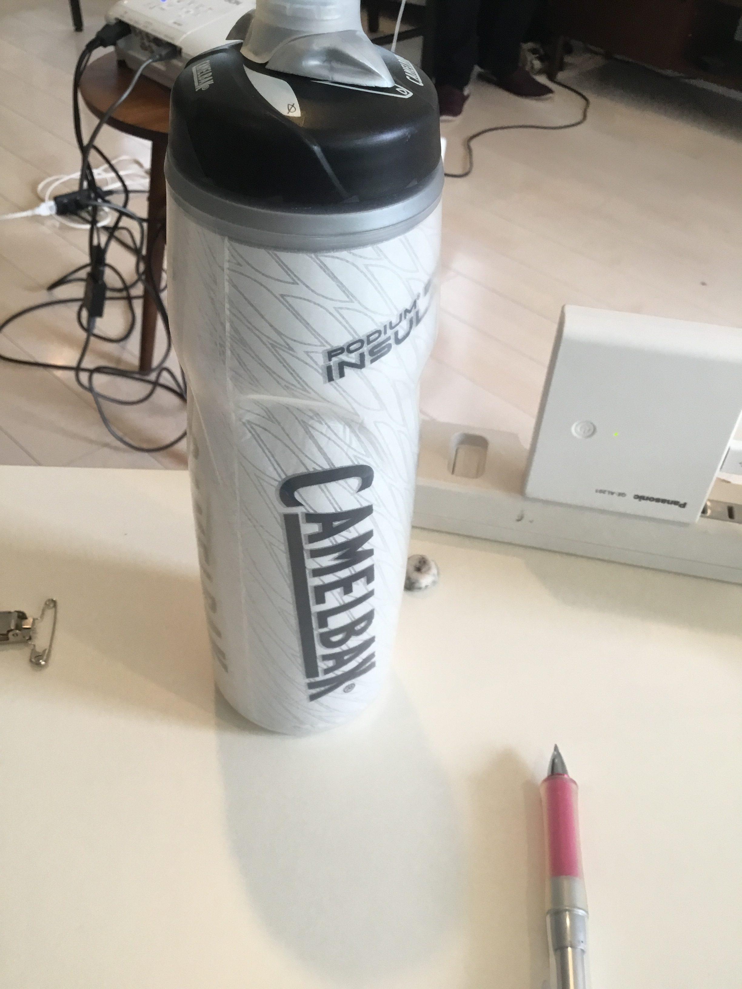 サイクリング用水筒